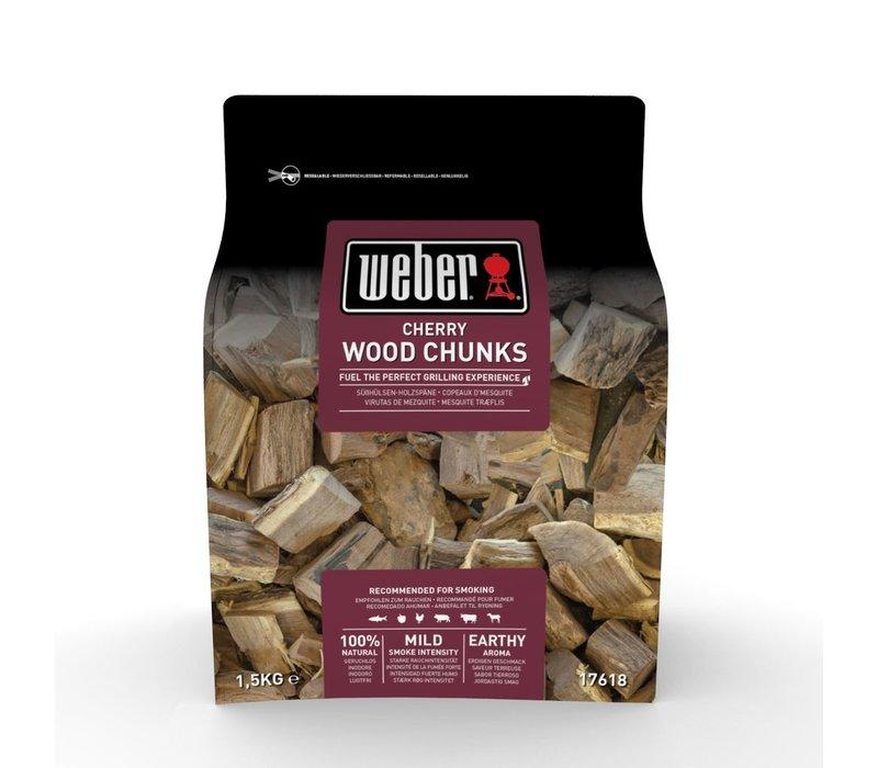Weber® Cherry Wood Chunks