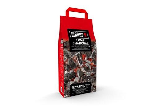Garden Centre Weber® Lumpwood 5kg