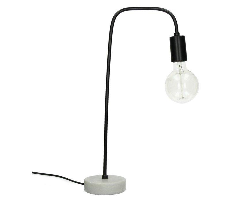 Lamp in Glass - D25cm