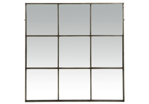 Homestore PALACE 9 parts mirror in antique silver