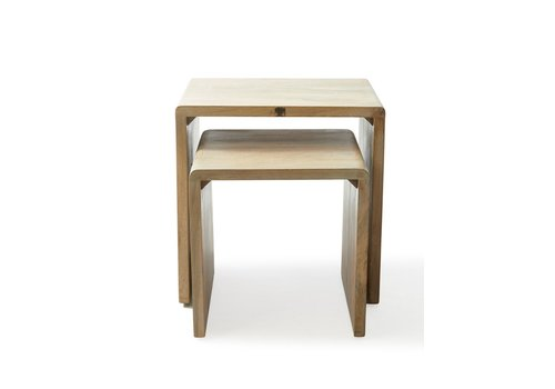 Homestore Claremont End Tables S/2