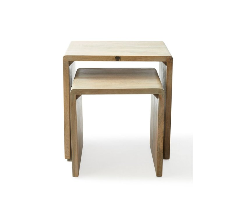 Claremont End Tables S/2