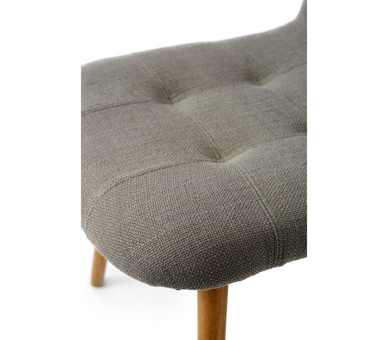 Duke Dining Chair Carbon