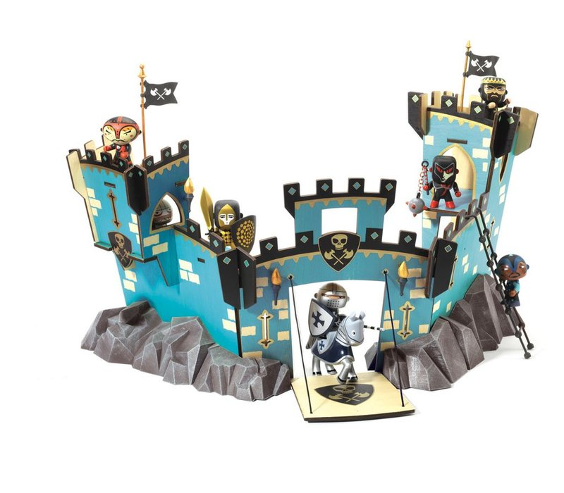 Arty Toys - Knights Castle on Ze Rock