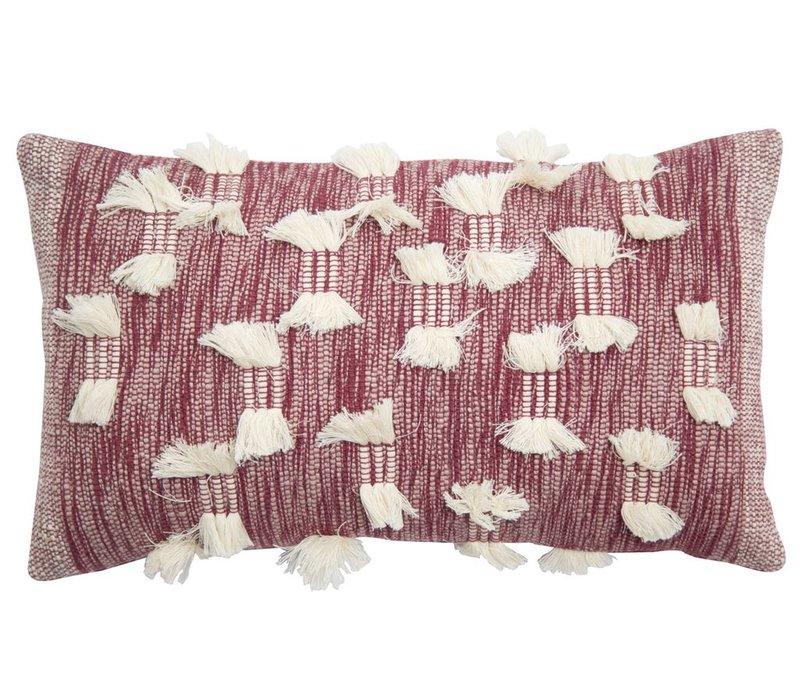 Cushion Bella Marsala 30x46cm
