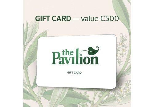 Garden Centre Gift Voucher €500
