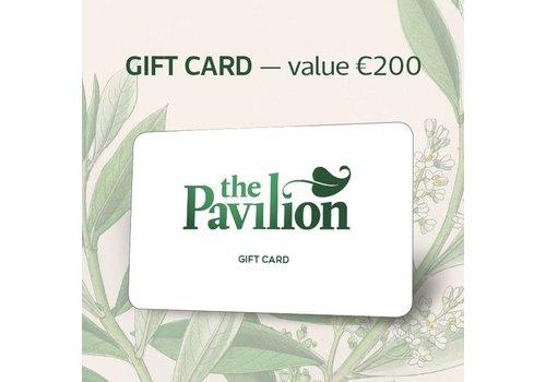 Garden Centre Gift Voucher €200