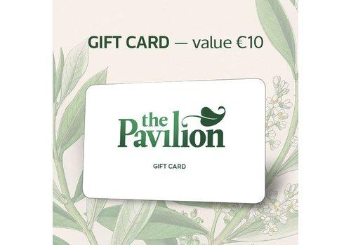 Garden Centre Gift Voucher €10