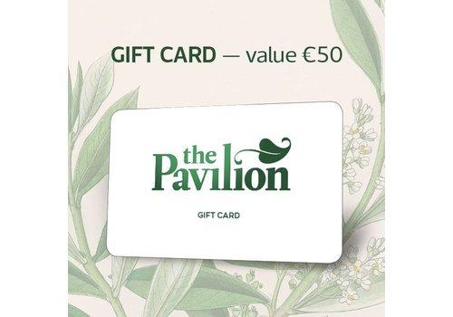 Garden Centre Gift Voucher €50