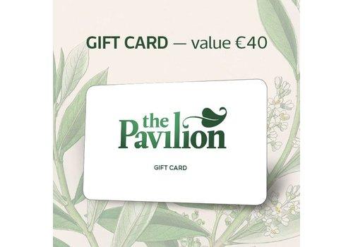 Garden Centre Gift Voucher €40