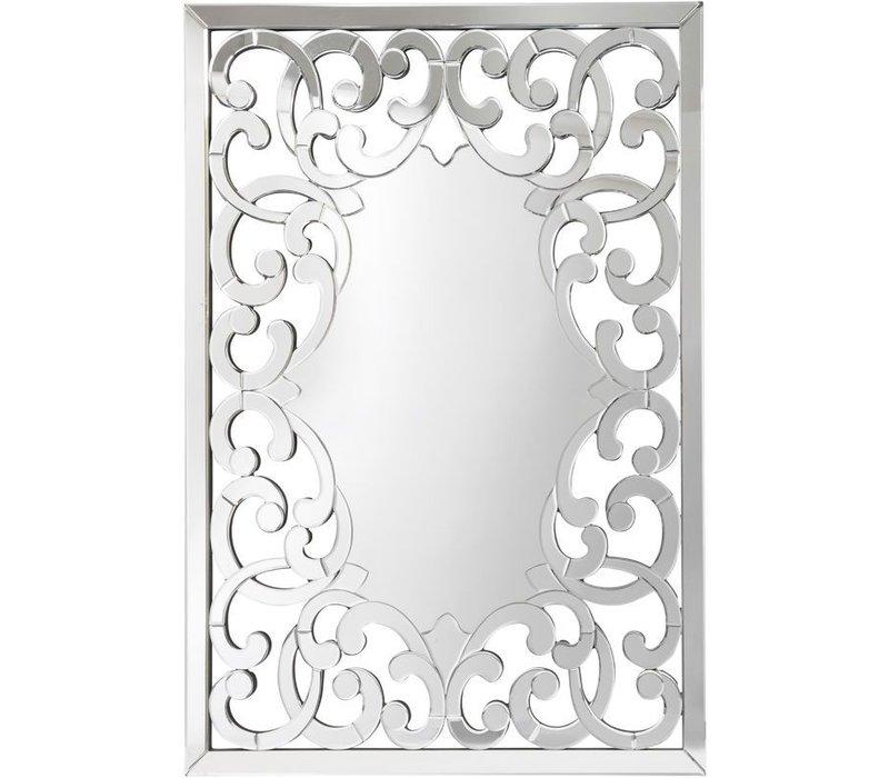 Venezia Rectangular Wall Mirror
