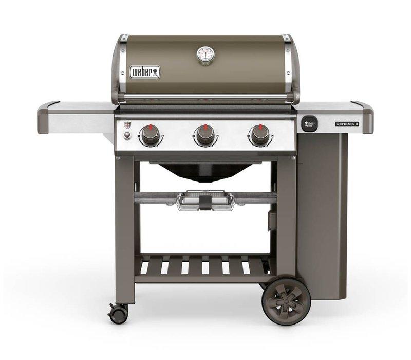 Genesis® II E-310 GBS, Smoke Gray