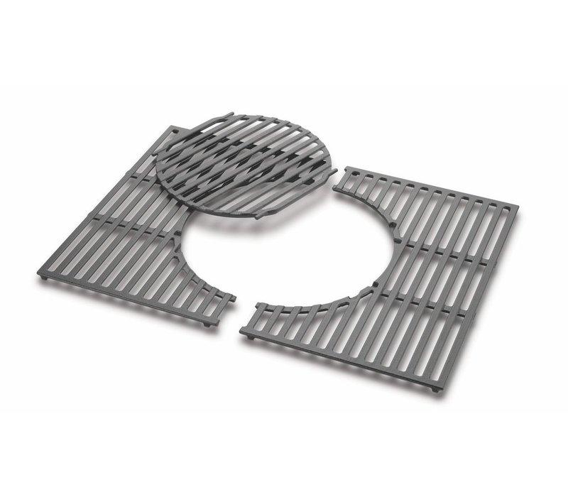Cooking Grates - Cast iron, fits Spirit 300 Series
