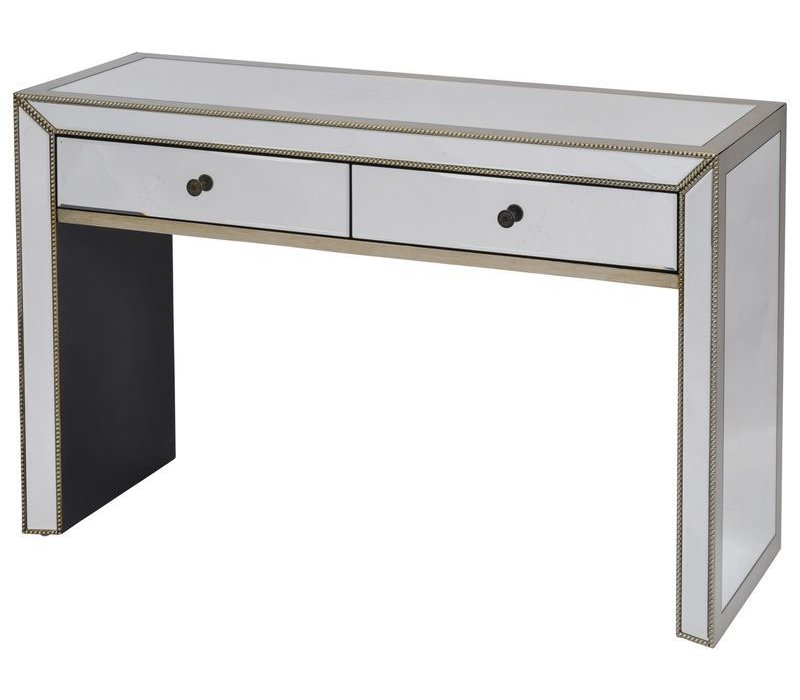 Aston Mirrored Console Table