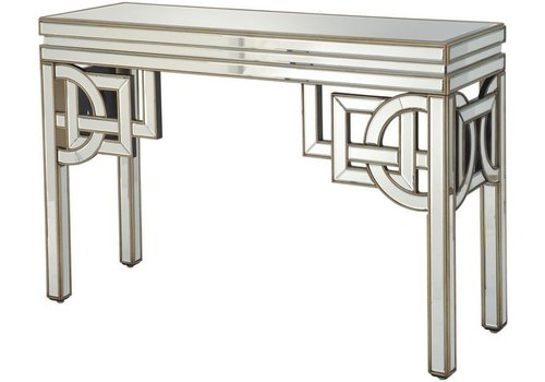 Homestore Claridge Deco Mirrored Console