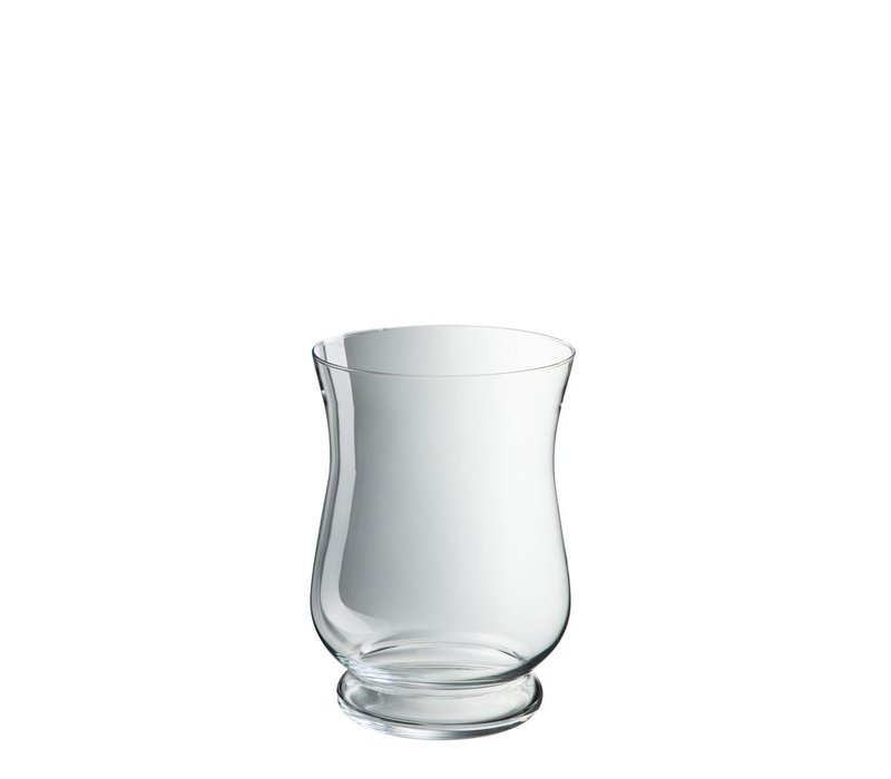 HURRICANE CHLOE GLASS TRANSPARENT