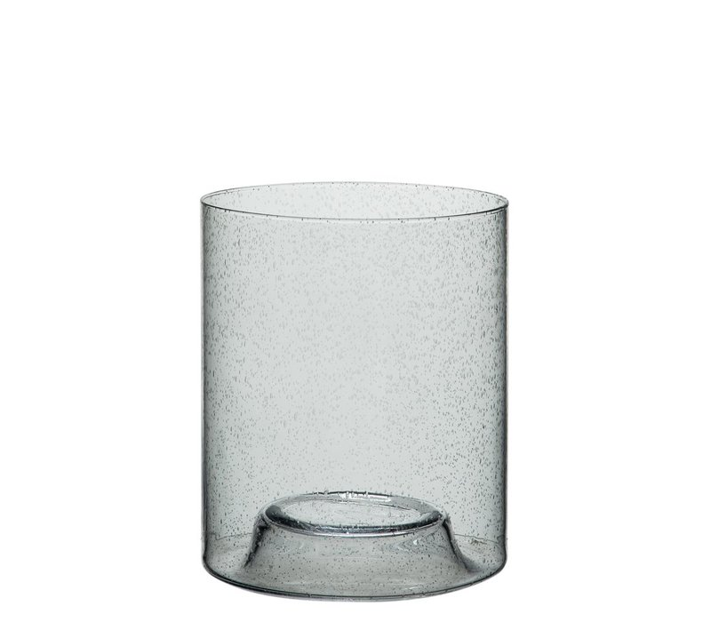 HURRICANE BUBBLE GLASS CLEAR