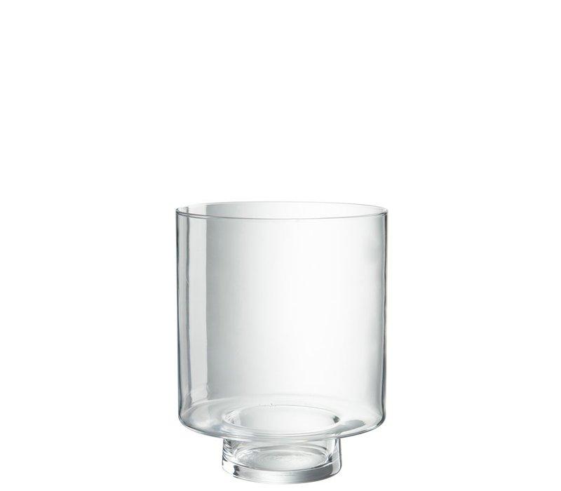 HURRICANE ELINE GLASS CLEAR (L)