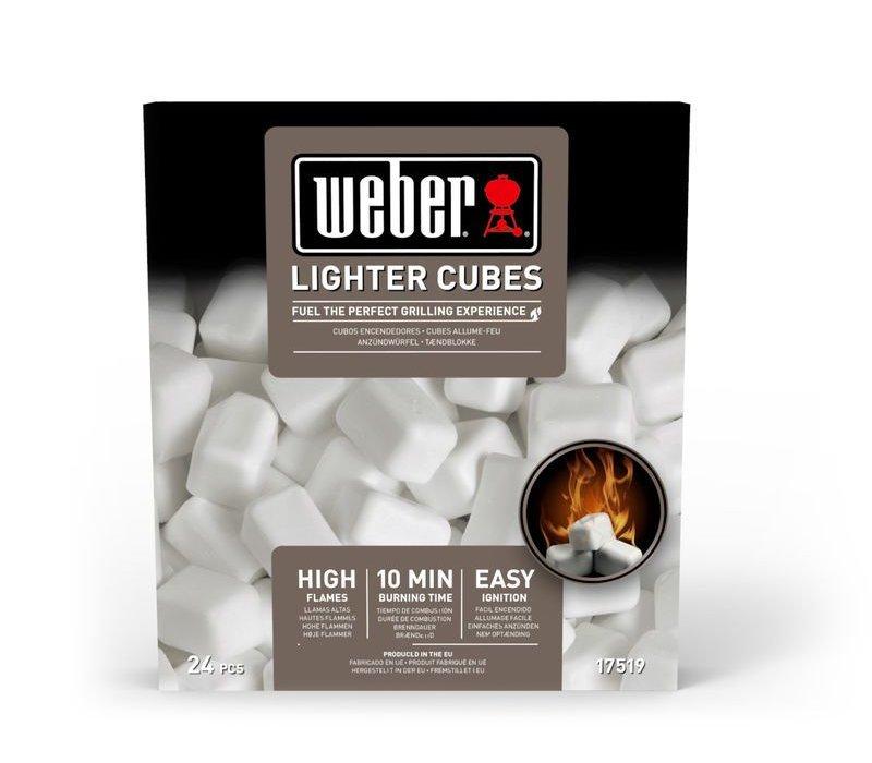 White Firecubes