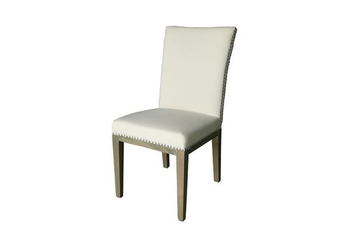 Homestore Elstow Polo Cream Dining Chair