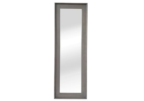 Homestore CLASSIC SOFT mirror in grey wood - XL 58x168cm