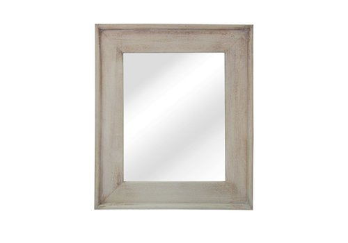Homestore CLASSIC SOFT mirror in natural wood -M 58x68cm