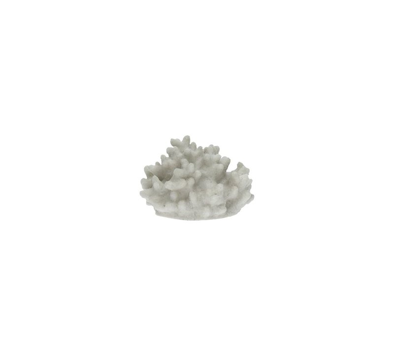 AQUATIC coral led lamp in white  battery