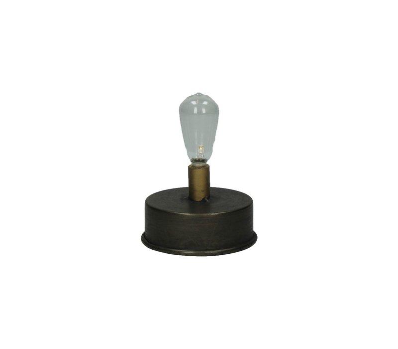 JULES LED Lamp -  E 12 (battery)