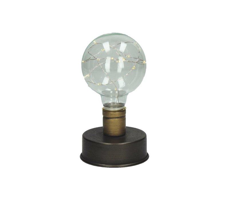 JULES LED Lamp - E 27 (battery)