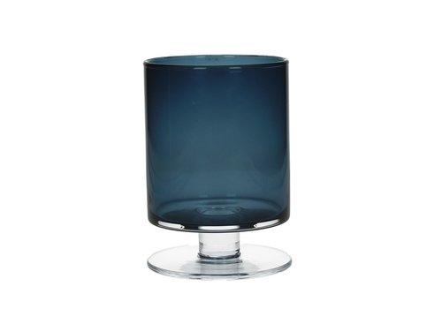 Homestore TARA Vase in dark blue Medium