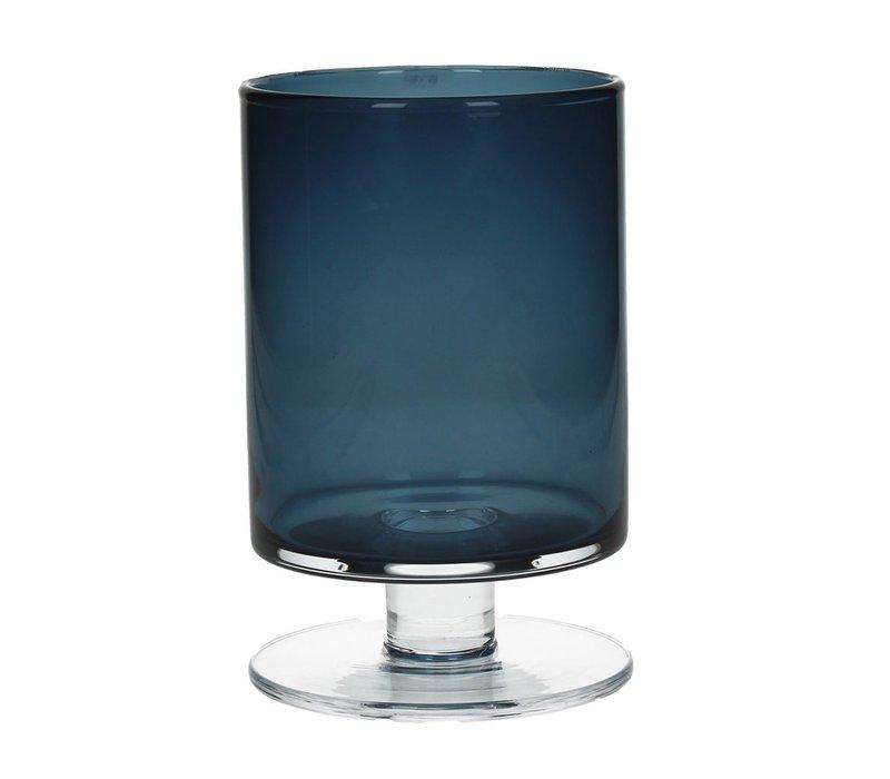 TARA Vase in dark blue - XL