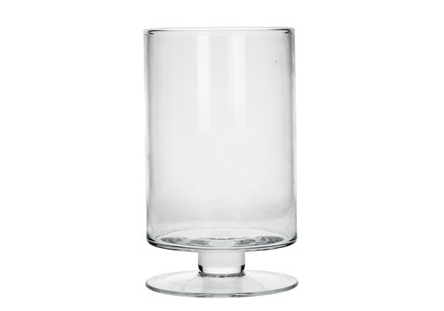 Homestore TARA Vase in clear Glass - XL