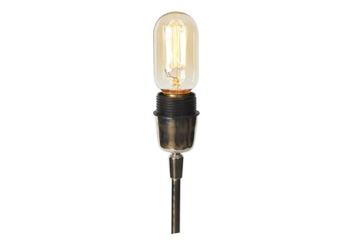 Homestore BULBS-Bulb with filament structure Short- E27-40W-2500hrs