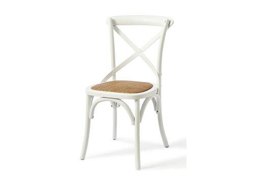 Homestore Saint Etienne Dining Chair White
