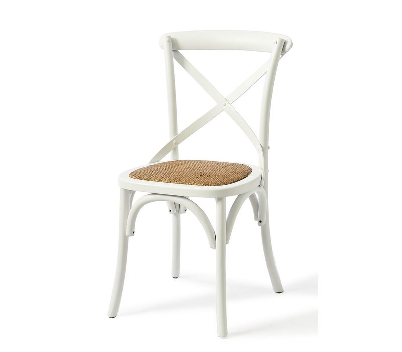 Saint Etienne Dining Chair White