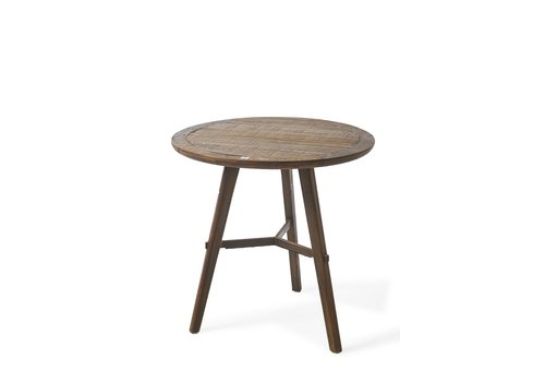 Homestore Indigo Island End Table 55 dia