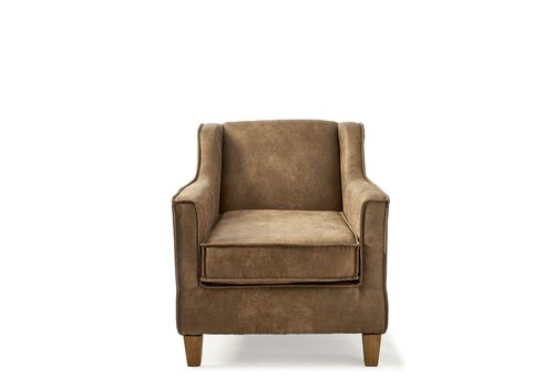 Homestore Harlem Armchair Pellini Coffee