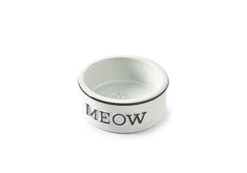 Homestore Meow Cat Bowl