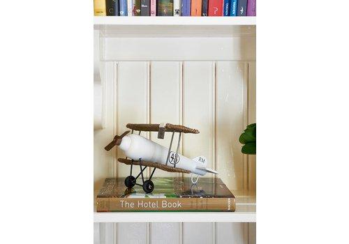 Homestore Rustic Rattan Double Decker Plane