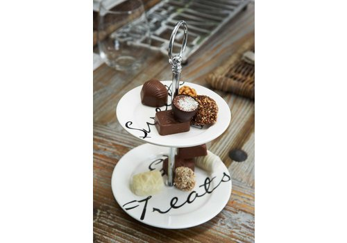 Homestore Sweets and Treats Cake Stand