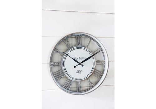 Homestore Fifth Avenue Clock