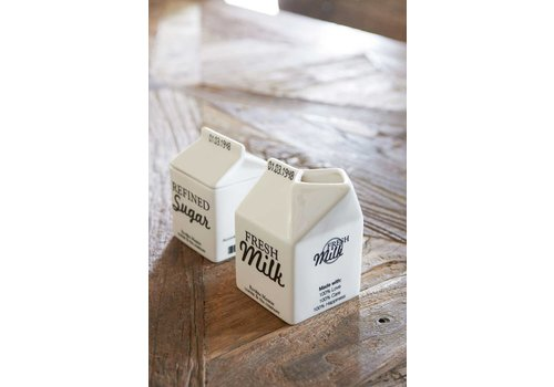 Homestore Carton Jar Milk