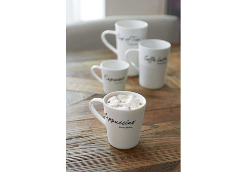 Homestore Classic Cappuccino Mug