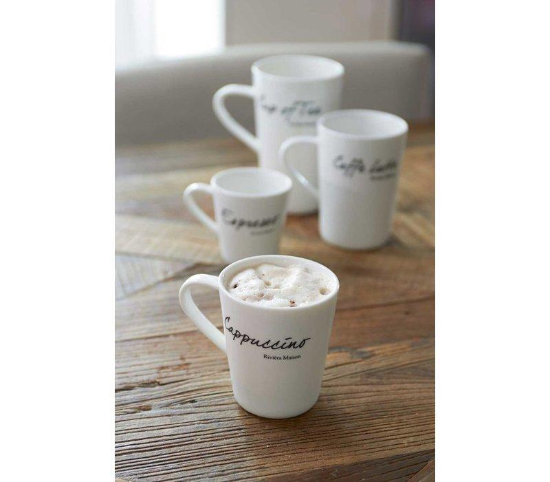 Classic Cappuccino Mug