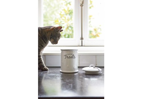 Homestore Kittie Treats Storage Jar