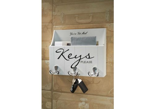 Homestore Keys Please Wall Organiser