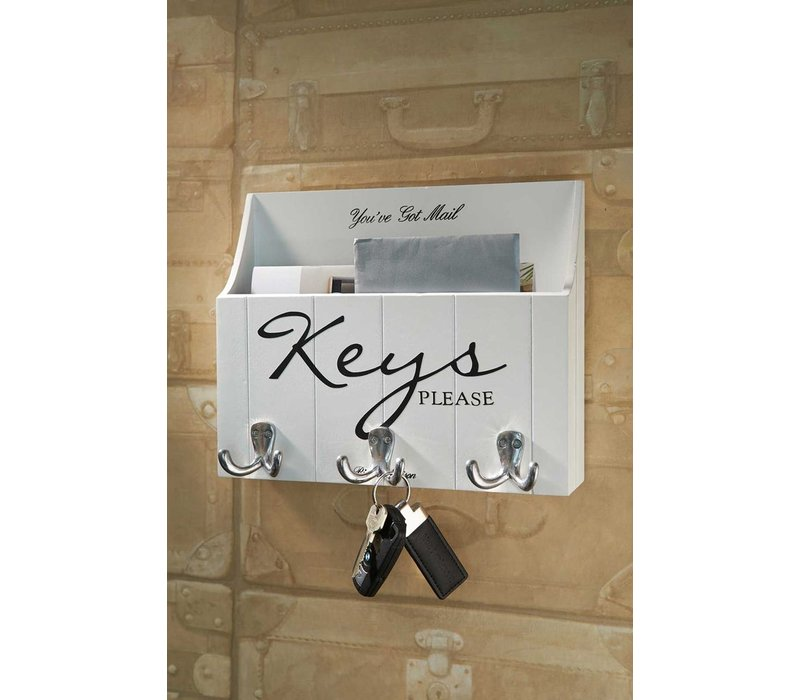 Keys Please Wall Organiser
