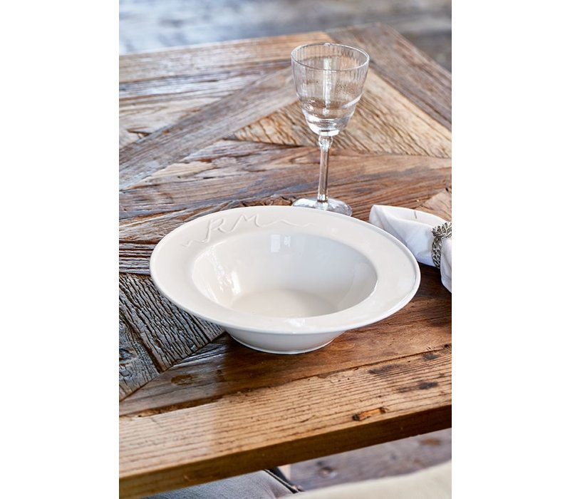 RM Signature Collection Pasta Plate