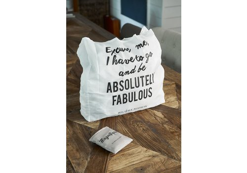 Homestore Absolutely Fabulous Foldable Bag