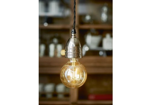 Homestore Williamsburg Hanging Lamp silver
